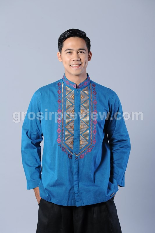baju koko preview new itang yunasz 3