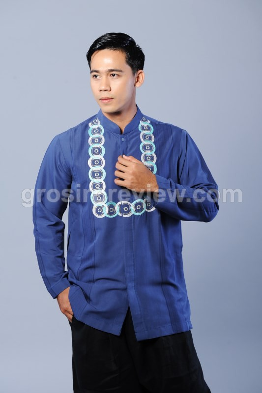 baju koko preview new itang yunasz 8